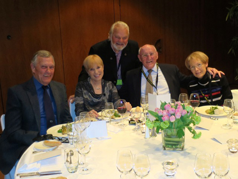SGIS Gala Dinner - Photos of some of the Honorary Members